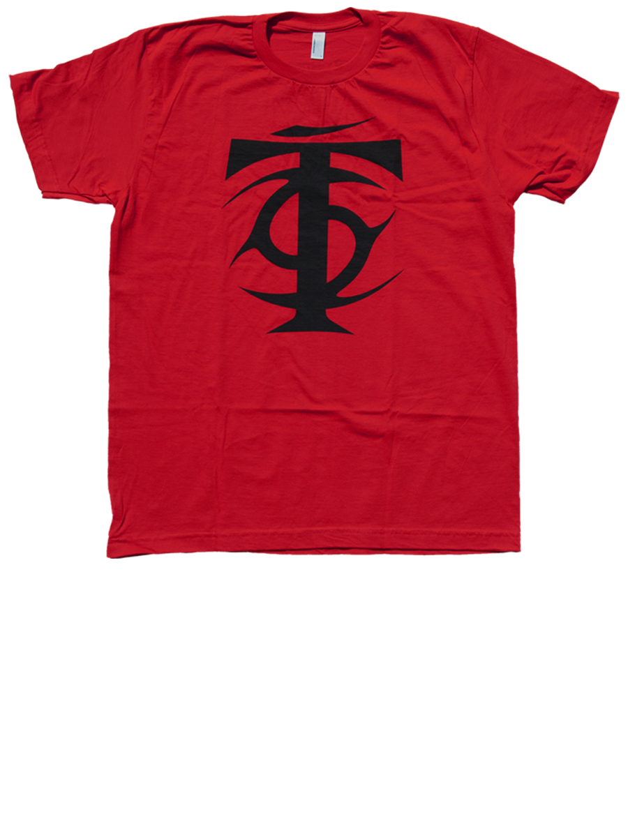 T NATION Shirt - Red