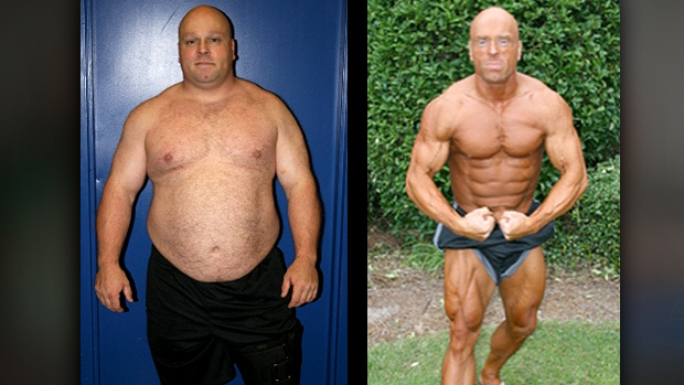 Marc Bartley Before and After