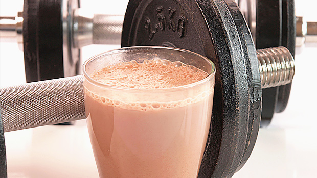 Blended Protein