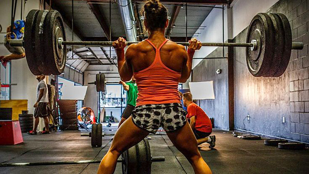 Female Lifter