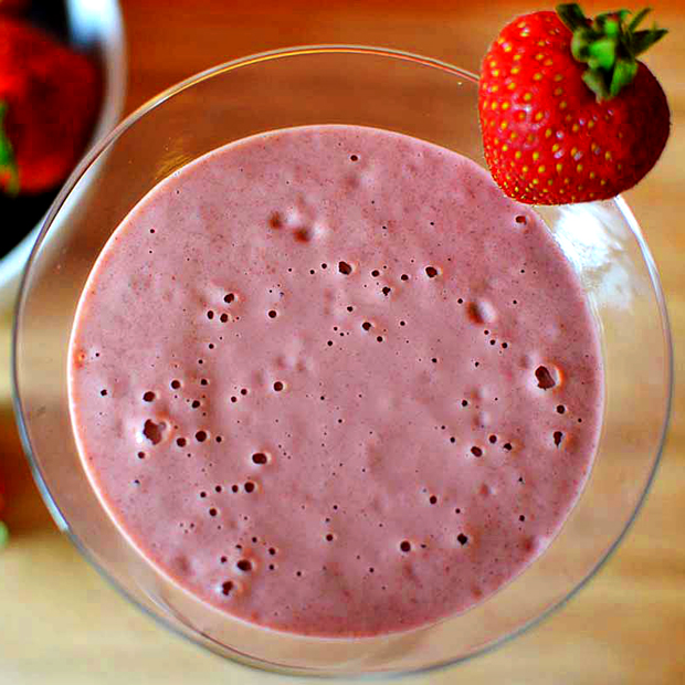 Strawberry Shortcake Metabolic Drive Shake