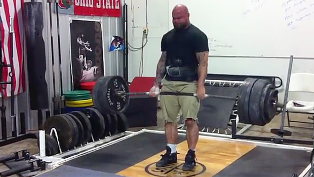 Jim Wendler Deadlift