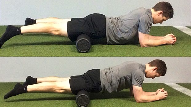 Hip Flexor Foam Roll Comparison